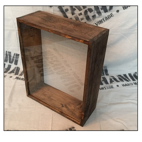 Shadow Boxes - Large Shadow Boxes - The Farm Mechanic