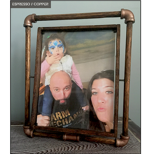 Rustic Picture Frame 8 W X 10 H