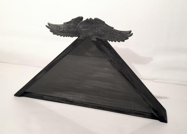 Flag Shadow Box - The Patriot Artisan Rustic