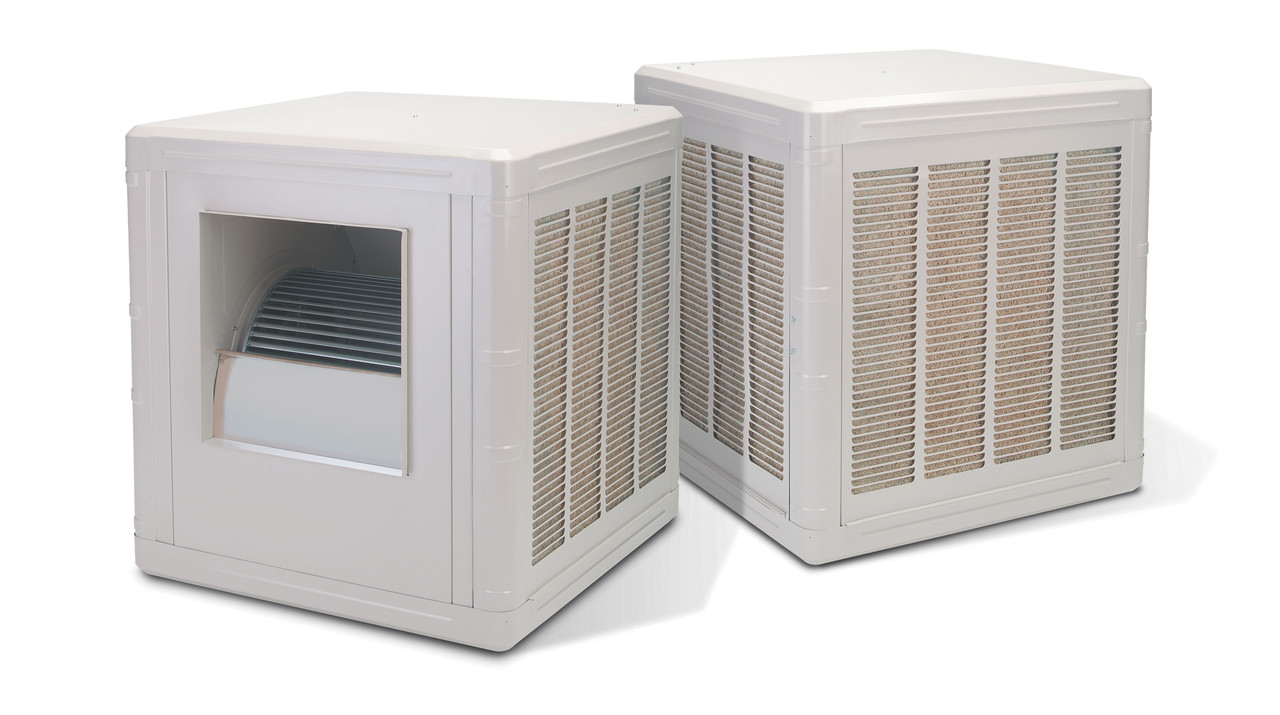 Evaporative Cooling Units : Evaporative cooling units page indoor comfort supply