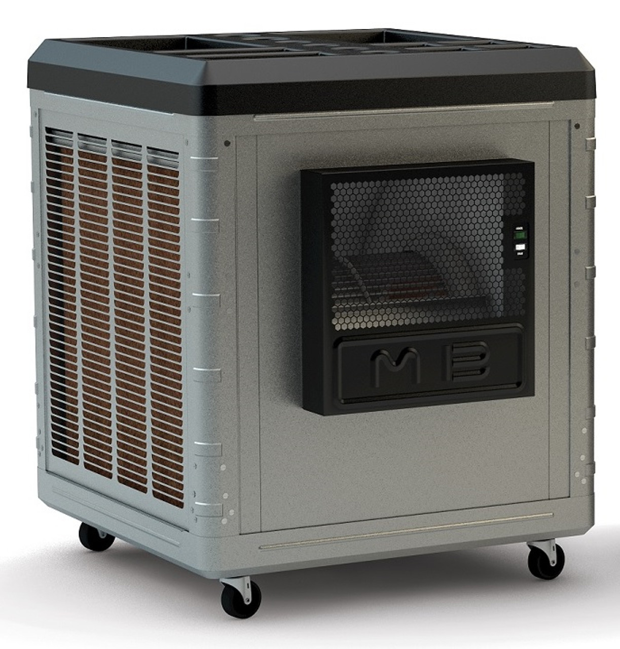Master Blaster MB20 Mobile Evaporative Cooler 3/4 HP Cools 1800 Sq Feet