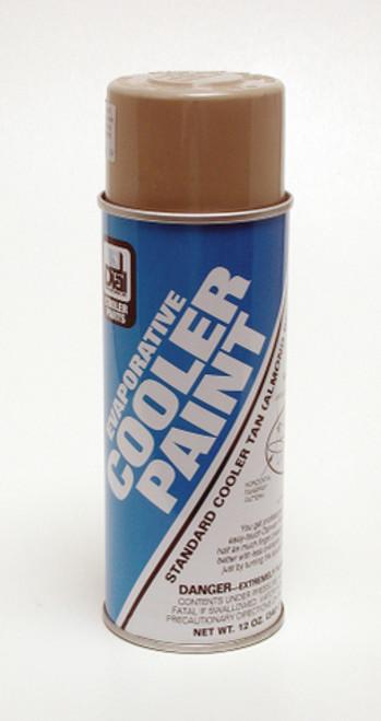 12 OZ Tan Swamp Cooler Spray Paint 5623