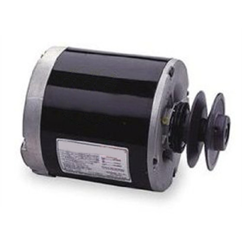 Swamp Cooler Motor Kit 1/2 Horsepower 230 Volt 2 Speed For Mastercool - Includes Pulley Plug and Clamps MKM1220
