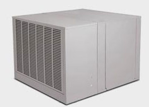 "Aerocool Trophy Sidedraft Evaporative Cooler 8"" pads 6800 CFM (2000 Sq. Ft)"