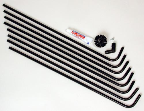 8 Way Downdraft Distributor Kit 4501