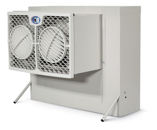 Slimline Window Evaporative Cooler 2000 CFM - Brisa WH2906