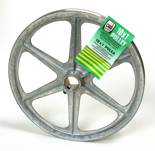 10 X 1 Blower Pulley 6324