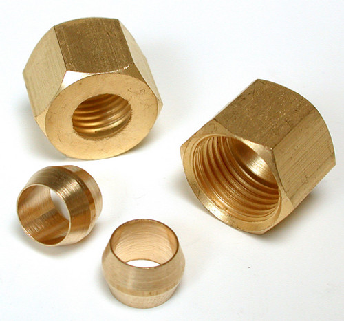 1/4 Sleeve and Nut Kit 93125