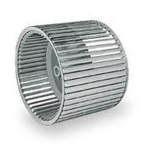 """Blower Wheel 9.5 X 9.5 Clockwise Rotation 1/2"""" shaft for Air Conditioning MAR41312"""
