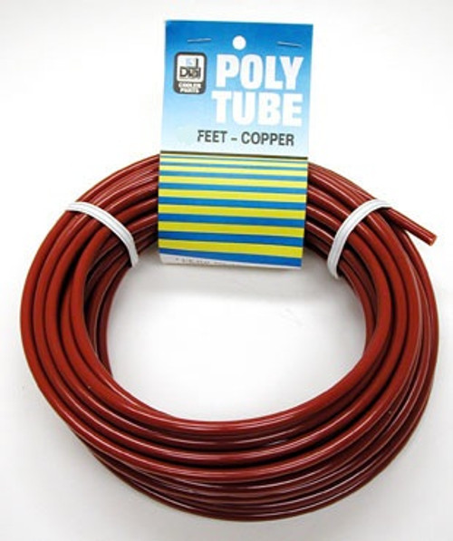 "1/4"" Poly Swamp Cooler  Bleed Off Tube 25' 4288"