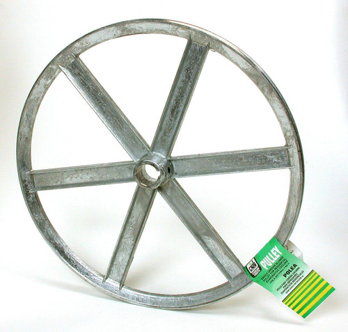 """10"""" X 5/8"""" Swamp Cooler Blower Pulley 6322"""