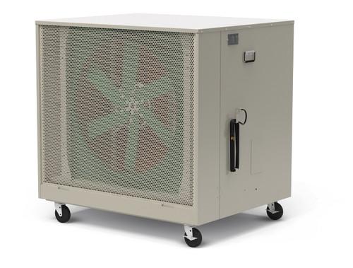 """Master Blaster Portable Evaporative Cooler - 10000 CFM 36"""" Fan 2 speed - MB36"""