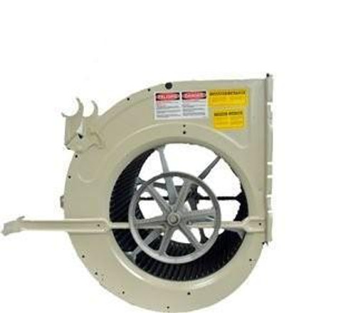 Complete Blower Assembly Mastercool 6500 Sidedraft RF020353