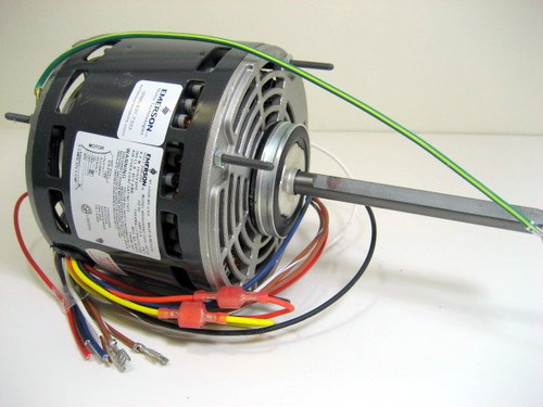 Air Conditioning Blower Motor 3/4 Horse Power 1075 RPM 230 Volt 3 Speed EME8905