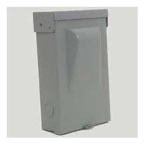 60 Amp Disconnect Fuse Box - Mars #80317 MAR80317