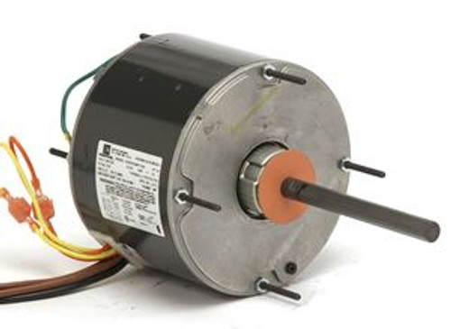 Air Conditioning Condenser Fan Motor Universal 1/6 - 1/3 HP 1075 RPM 230 Volt EME5462