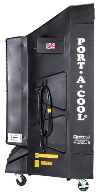 "Portacool 48"" Fan Portable Swamp Cooler - Cools 4000 Square Feet PAC2K482S"
