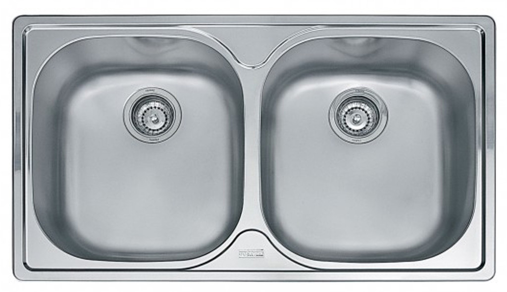 Pacific Double Bowl Sink
