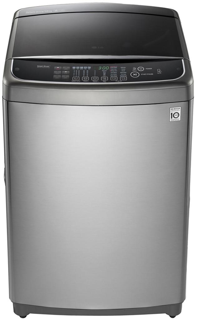 14kg Top Load Washer Anti-fingerprint Stainless