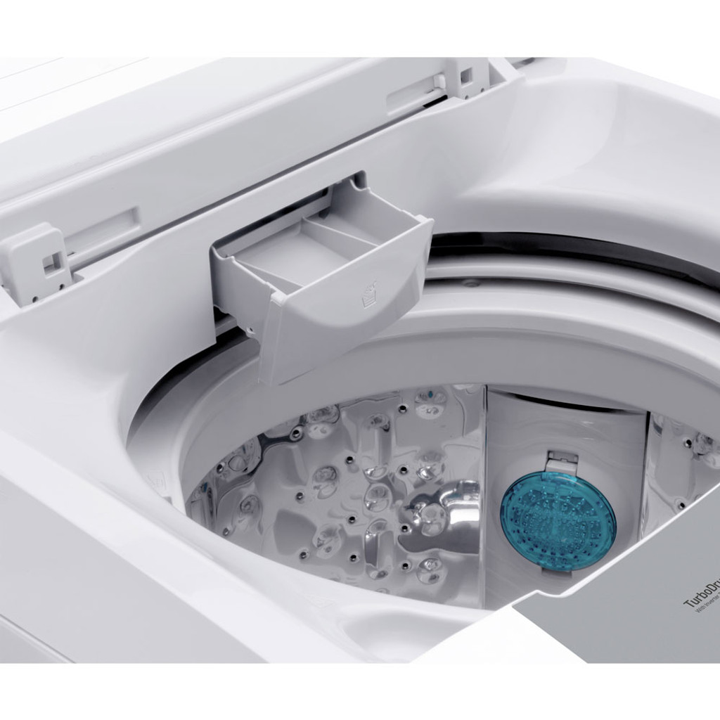 6.5kg Top Load Washer TurboDrum® Mechanism