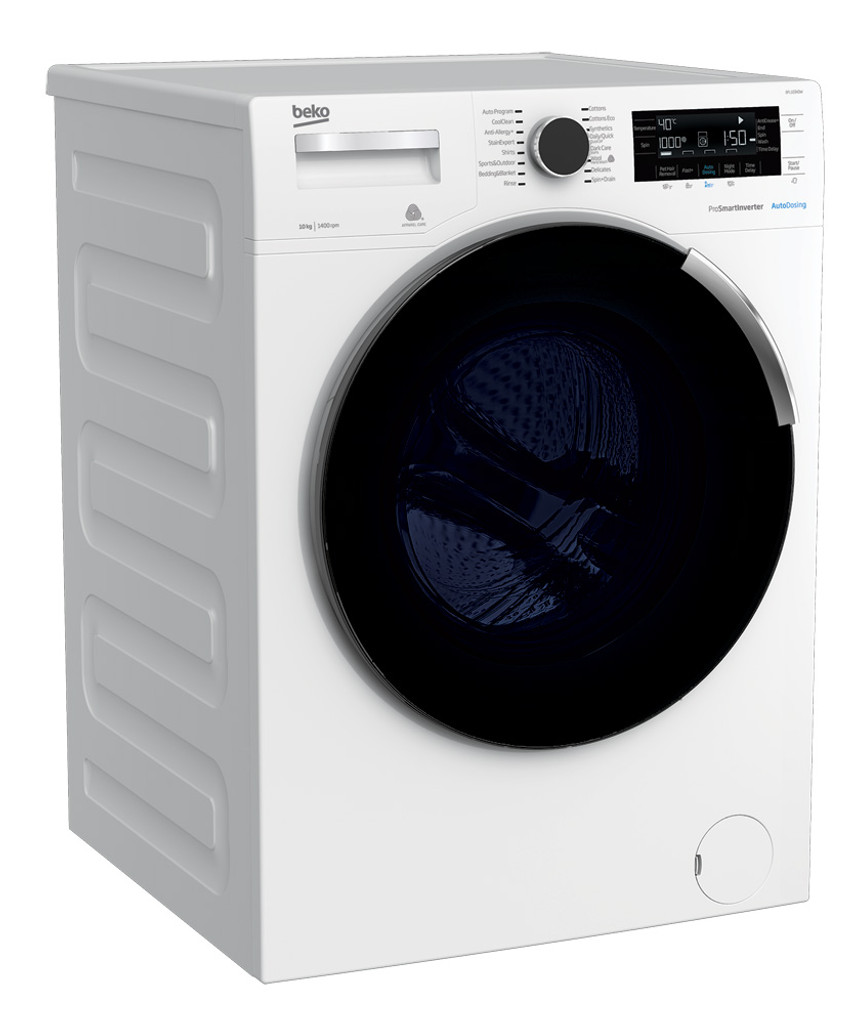 10kg Front Load Washer 16 programs