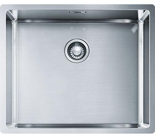 Bolero Single Bowl Sink Stainless steel