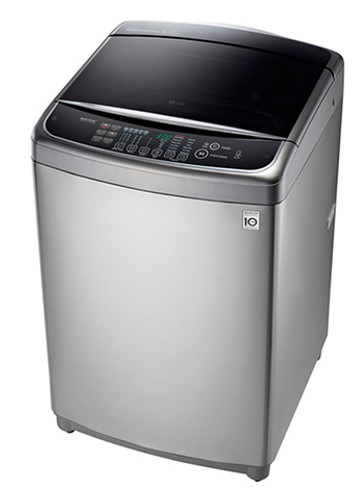14kg Top Load Washer Anti-fingerprint Stainless
