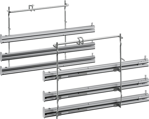 3 Level Telescopic Rails