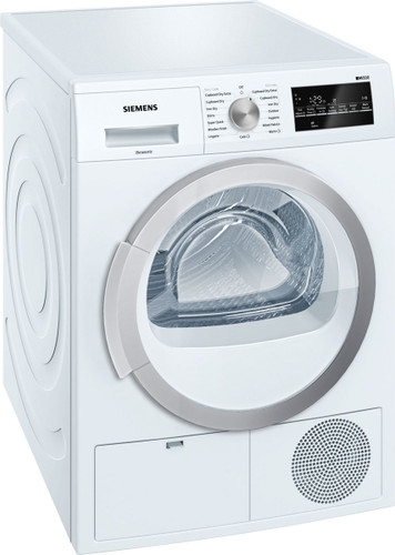 8kg iQ500 Condenser Dryer