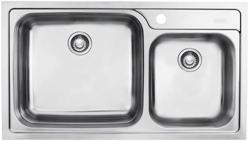 Karst 1 & 3/4 Bowl Sink