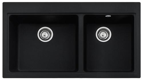 Mythos Fusion 1 & 3/4 Bowl Sink