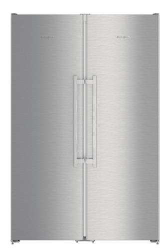 709L Side by Side Fridge fridge/freezer