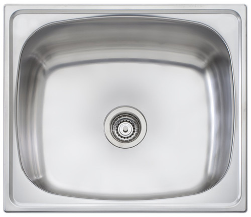 Laundry Tub Stainless Steel