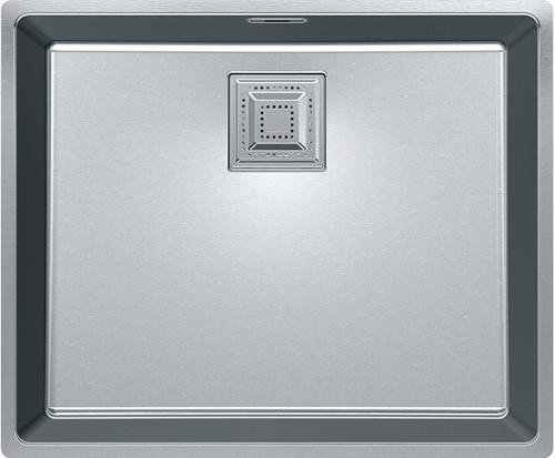 Centinox Single Bowl Sink