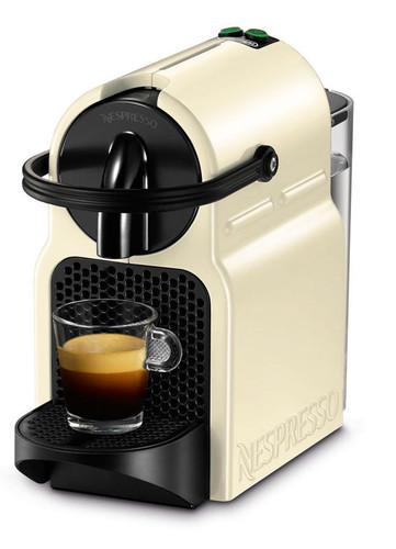 Inissia Coffee Maker cream