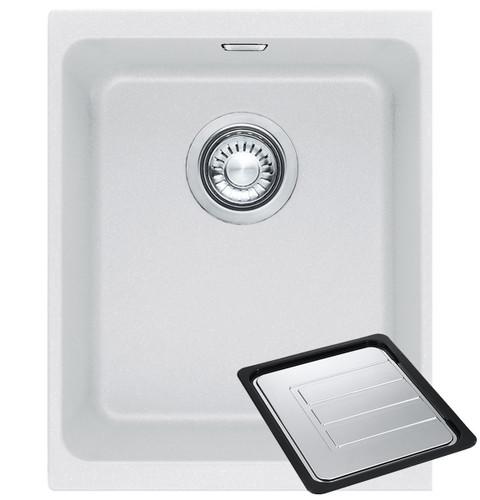 Kubus Single Bowl Undermount Sink