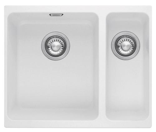 Kubus 1 & 1/4 Bowl Undermount Sink