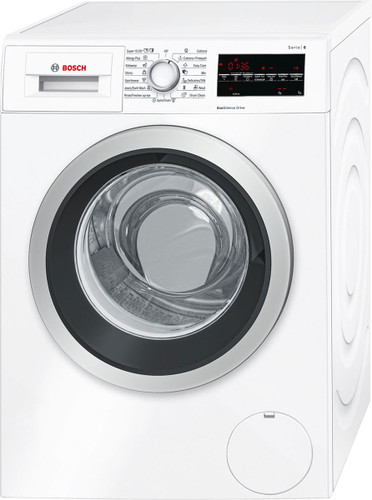 8kg Front Load Washer Wht