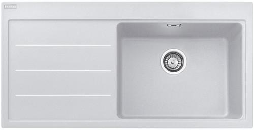Mythos Fusion Single Bowl Sink