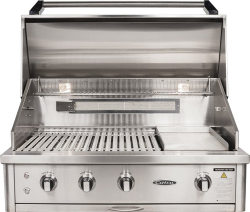 Precision Series Built-In BBQ