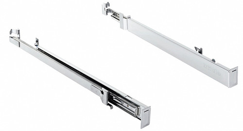 FlexiClip Fully Telescopic Runners For use on several oven levels at the same time