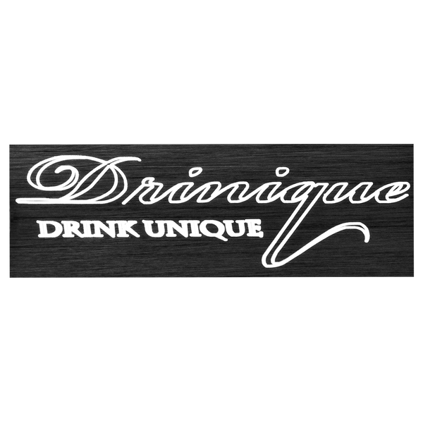 Drinique Custom Bottle Opener Bar Key Drinique Logo