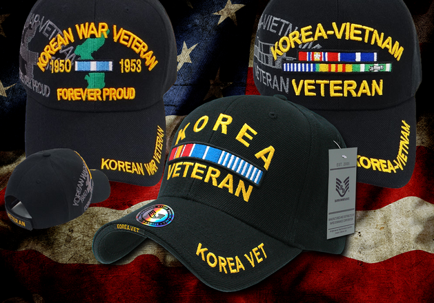 Giving Back to Korea Service Veterans - 10% Discount