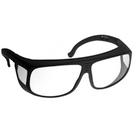 Frame #38 Universal—Large Fitover - 144mm x 145mm x 50mm Comfortable fit over Rx glasses or alone Adjustable temples Comfort-touch frame Side-shields for wide field of view CE Certified