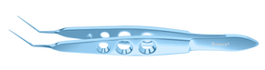 Nevyas Capsulorhexis Forceps - 4-0352T