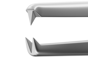 Disposable Bonn-Catalano Corneal Forceps - 4-0551D