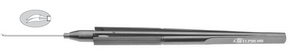 Titanium Horizontal Cutting Scissors 45 Deg., 20Ga - ST7-1710