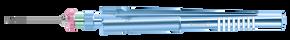 Curved Subretinal Scissors - 12-209-23