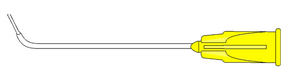 7820 Subretinal Fluid Cannula - Curved 20G