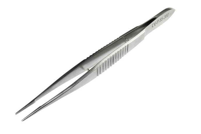 Utility Forceps Serrated Straight 10mm